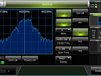 Spectrum tracking data link control